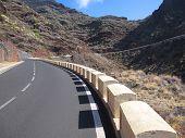 Road on Tenerife
