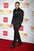 LOS ANGELES - DEC 7:  Kellan Lutz at the