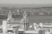pic of wind-farm  - Liverpool  - JPG