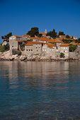 Island Peninsula Sveti Stefan, Montenegro