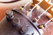 Violin Micro Tuners