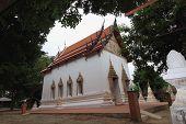 Temple at Wat kokaeo ketsadaram