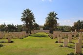 Beer Sheba World War I Cemetery