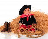 Baby Cowboy Dude