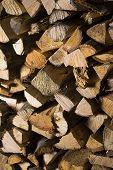 stock photo of firewood  - firewood  - JPG