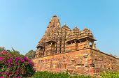 picture of kandariya mahadeva temple  - Kandariya Mahadeva temple - JPG