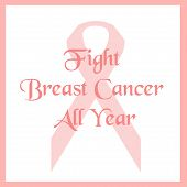 pink ribbon fight