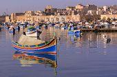 Marsaxlokk Fishing Village #4