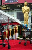 Oscar academy awards at the Kodak Theather in Los Angeles