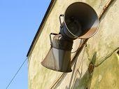 Old Loudspeakers