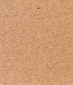 Empty Cork board background