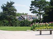 Cape Cod Mansion