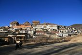 Tibetan Monastery Shangri La