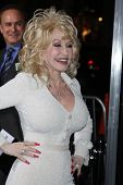 LOS ANGELES - JAN 9:  Dolly Parton arrives at the