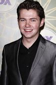 LOS ANGELES - JAN 8:  Damian McGinty at the FOX All Star Winter TCA Party at Castle Green on January 8, 2012 in Pasadena, California.