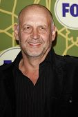 LOS ANGELES - JAN 8:  Nick Searcy at the FOX All Star Winter TCA Party at Castle Green on January 8, 2012 in Pasadena, California.