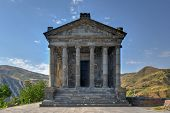 Temple Of Garni - Armenia poster