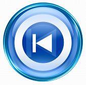 Next Icon Blue