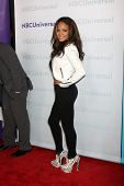 LOS ANGELES - JAN 6:  Christina Milian arrives at the NBC Universal All-Star Winter TCA Party at The