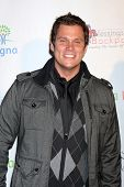 LOS ANGELES - JAN 12:  Bob Guiney. arrives at  the Los Angeles Derby Prelude Party at The London Hol