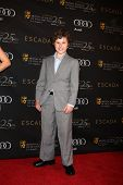 LOS ANGELES - JAN 14:  Nolan Gould arrives at  the BAFTA Award Season Tea Party 2012 at Four Seaons