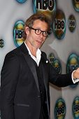 LOS ANGELES - JAN 15:  Guy Pearce. arrives at  the HBO Golden Globe Party 2012 at Beverly Hilton Hot
