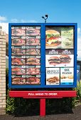 DAYTON, OHIO- JANUARY 17: Burger King announces that it is now offering delivery service in Washingt