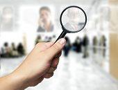 Concepto de recursos humanos: buscar el mejor empleado