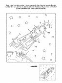 Dot-to-dot activity page