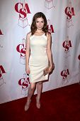LOS ANGELES - OCT 29:  Anna Kendrick arrives at the Casting Society of America Artios Awards at Beve