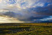 paisagem perto de Lista, Noruega
