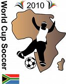 2010 World Cup soccer