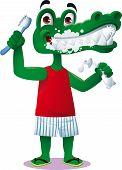 Crocodile Dental Care