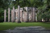 Old Sheldon Church Ruins, SC