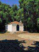 Chapel Of Lourdes On Gomera
