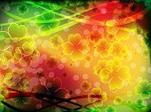 Imagination Abstract Background