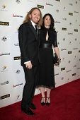 LOS ANGELES - JAN 11:  Tim Minchin at the  2014 G'Day USA Los Angeles Black Tie Gala at JW Marriott
