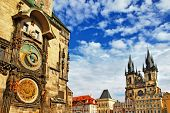 pic of eastern culture  -  Prague - JPG