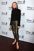 LOS ANGELES - JAN 17:  Susan Sullivan at the Disney-ABC Television Group 2014 Winter Press Tour Part