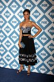 LOS ANGELES - Jan 13:  Tiffany Boone at the  FOX TCA Winter 2014 Party at The Langham Huntington Hot