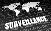 Surveillance Industry Global Standard on 3D Map
