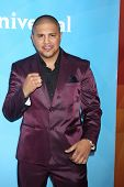 LOS ANGELES - JAN 19:  Fernando Vargas at the NBC TCA Winter 2014 Press Tour at Langham Huntington H