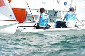 Bouvet & Mion Win Isaf Sailing World Cup in Miami