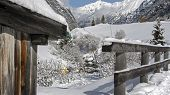 Winter in the Pitztal