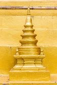 Prathat Chaehang Pagoda Model