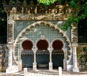 Moorish Fountain, Sintra (portugal)