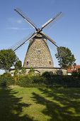 Windmill Hartum (hille, Germany)