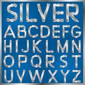 Silver Font