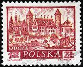 Opole Stamp