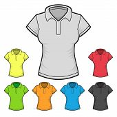 foto of v-neck collar  - Women - JPG